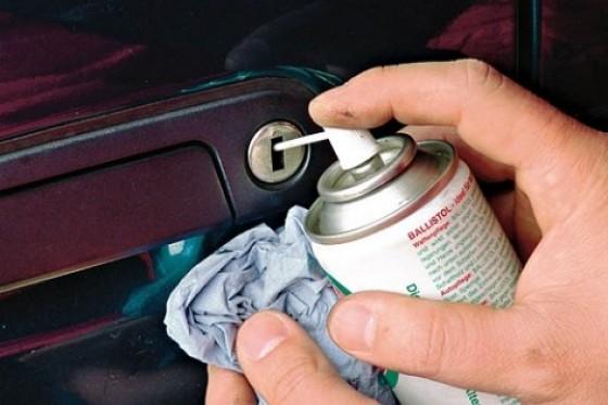 10 способов открыть замерзший замок на автомобиле