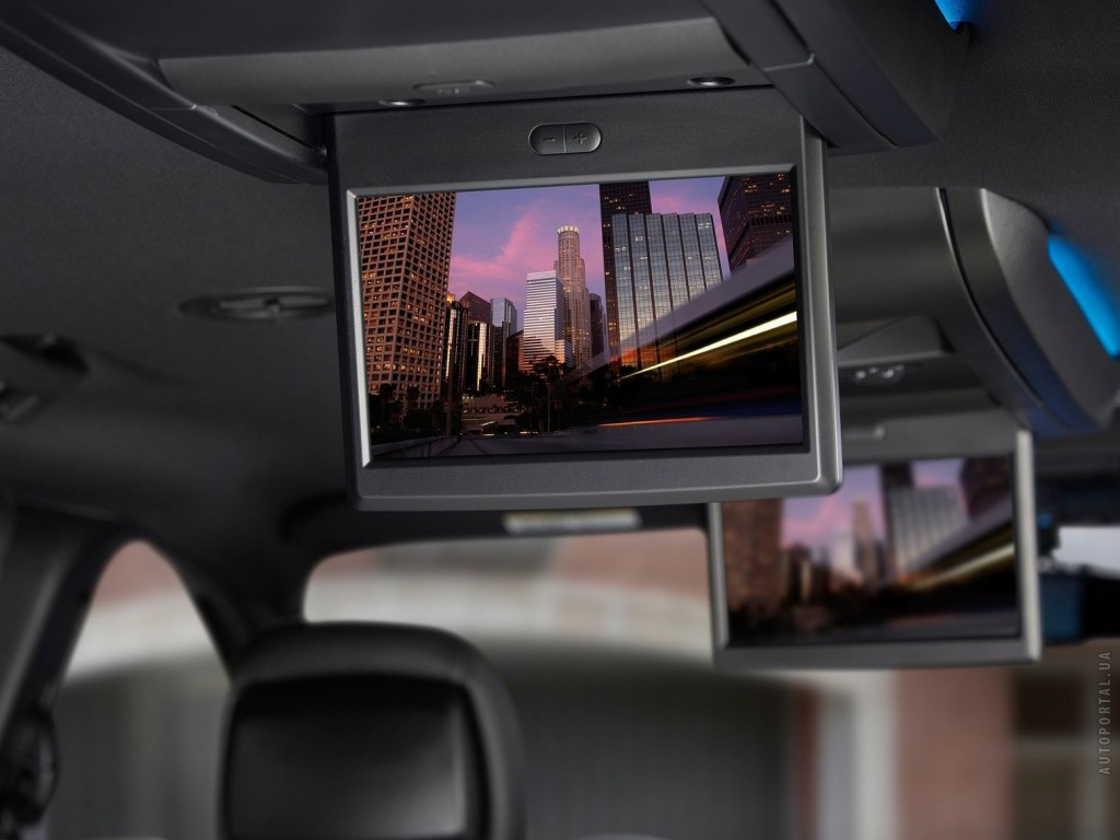 Как купить DVD-систему с двумя мониторами для автомобиля или минивэна.