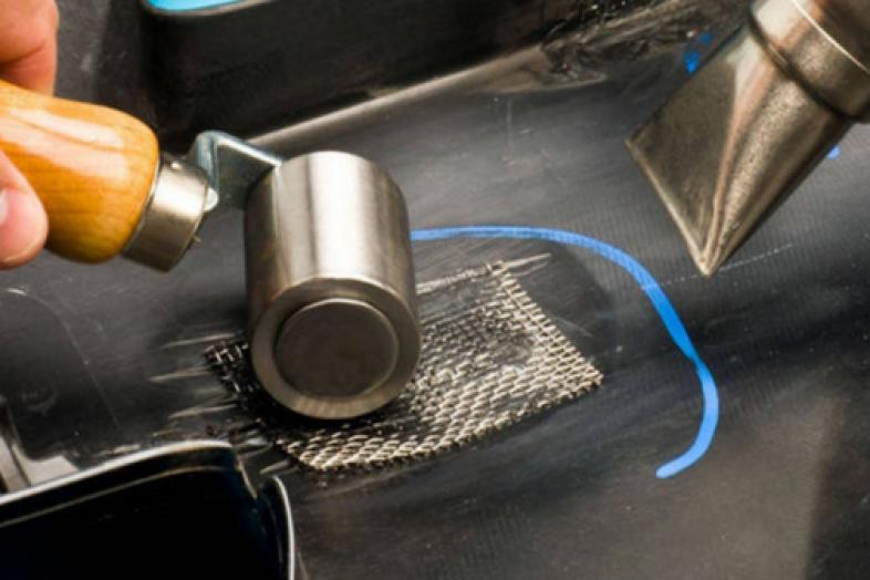 Как сделать ремонт трещины на бампере самостоятельно