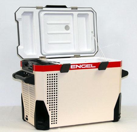 Компрессорный автохолодильник (автоморозильник)
