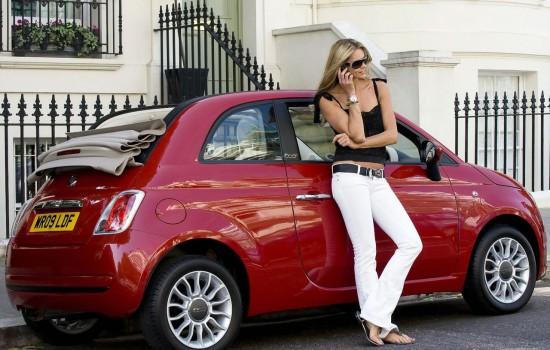 Выбираем автомобиль для девушки