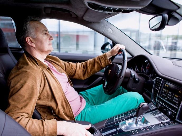 комфортное вождение автомобиля