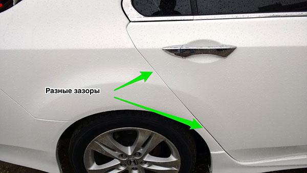 Как проверить автомобиль на аварийность без каких-либо приборов